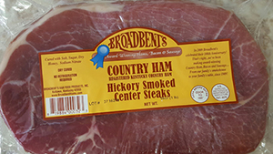 Applewood Farms Country Ham Steaks