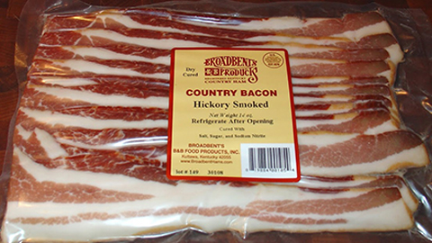 Broadent Farms 14 oz Bacon